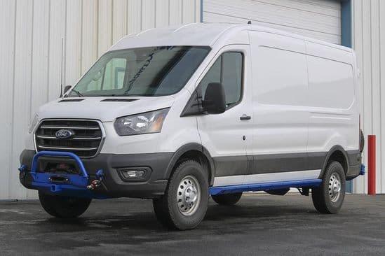 Ford Transit AWD 4x4